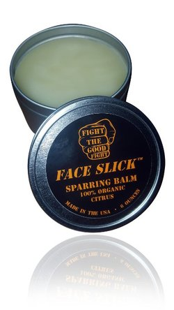 Face Slick Sparring Balm http://www.faceslick.com/